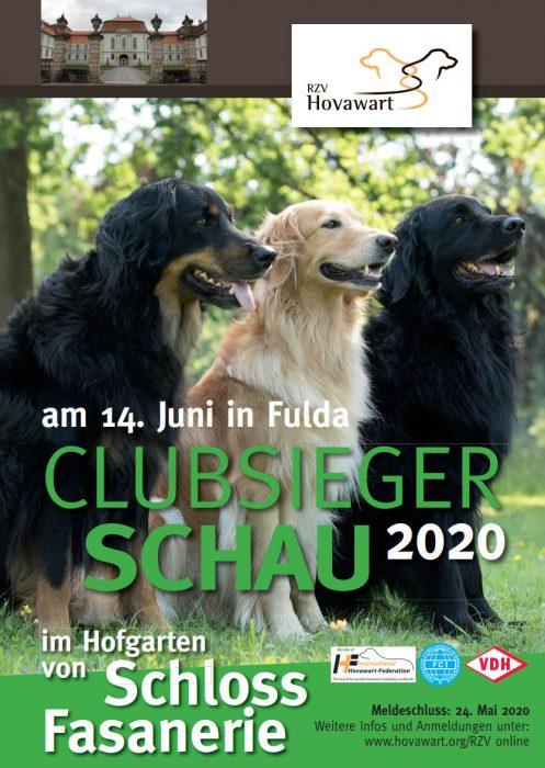 Clubsiegerschau 2020 | 14.06.2020 1