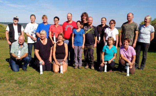 TeilnehmerInnen der IHF-Quali